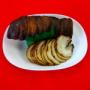 《木下精肉店》当店自家製・煮込み焼豚 美味いよ!