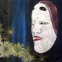 《小さなギャラリー》押花で製作したモダンアート